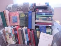 MANY COLLECTABLE BOOKS PRICED BELOW VALUE FOR THE WHOLE