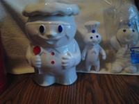 Very nice in mint condition Pillsbury Doughboy Cookie