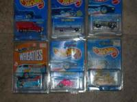 COllectible Hot Wheels mint in mint package. Fire Eater
