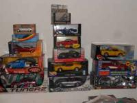Large collection of collection model cars in great to
