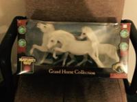 This is a collectible horse and doll This ad was posted