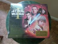 Antique Star Wars Episode I VHS Video. Consists of a 48