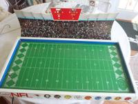 RARE Original 1967 Tudor Deluxe Electric Football Game