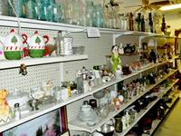 Pickers Paradise has a huge selection of collectables,
