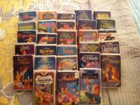 Hi! I am selling an outstanding collection of Disney