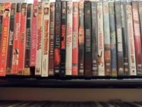 Selling my dvd collection for fraction of the cost