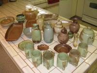 Selling big collection of Frankoma pottery. Products