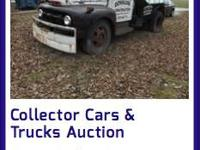 Collector Cars & Trucks Auctions ONLINE ONLY AUCTION