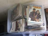 I have a HUGE LOT of Comic Books, here is just a few I