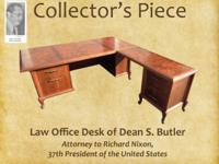 >>> COLLECTOR'S ITEM FOR SALE <<< Dean S. Butler's