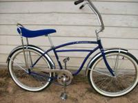 Fully Restored Collector Schwinn Bike The frame was