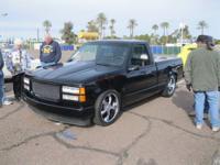 1988 GMC SLE Sierra Half Ton Shortbed Arizona Rust