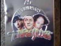 For sale is a collectors edition of the Three stooges