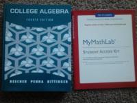 College Algebra:  Fourth Edition:  Beecher Penna