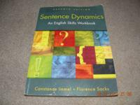 Sentence Dynamics 7th Edition An English Skills