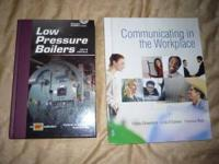 I have 5 college books Communicating in the workplace