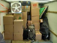 Hi we offer junk removal and moving services at