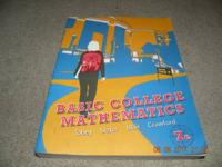 Basic College Mathematics 7th Edition - Tobey - Slater