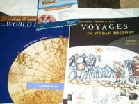 College textbooks voyages in world history 1st edition
