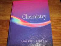 Chemistry Seventh Edition by Zumdahl/Zumdahl ISBN-13: