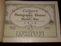 Published by Colliers in 1918, this partially restored