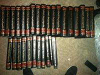 I have a collier's encyclopedia set 1-24 with 3 bonus
