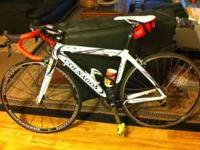 selling my Colnago CX-1 Full 4L Tegra bicycle for
