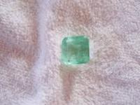 Emerald for sale! It is Colombian in origin, where the