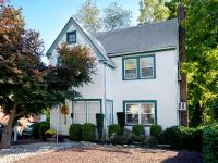 Charming Colonial With Spacious Rooms Offers Living
