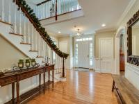 Sophisticated 5 Br,5.5 Bath Center Hall Colonial Set On