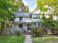 Located on a wonderful tree-lined street in the