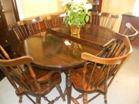 Featured Item All Wood Colonial Furniture For Sale