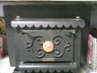 colony hearth earth stove great condition. My name is