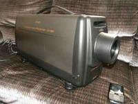 EIKI LC-150 COLOR VIDEO PROJECTOR. VERY GOOD CONDITION.