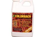 COLORBACK is a landscape liquid colorant used for