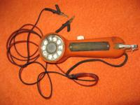 ORANGE LINEMEN's PHONE      A hard to find colored