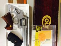 Colt Python shooter. MAde in 1977 (I have a Colt