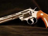 I am offering my UNFIRED Colt Python Double Diamond.