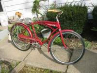 1965 Columbia single speed bicycle, in good condition.