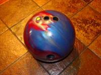 I have a 15lb. Columbia Cool Noize bowling ball for