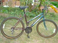 Columbia Cumberland ATB Mountain Bicycle 18 speeds,