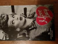 I LOVE LUCY COMPLETE TV SERIES ON VHS BRAND NEW
