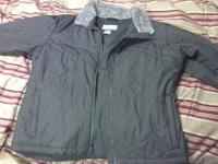Size XL womens Columbia jacket, only worn a few