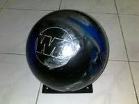 I am selling a Columbia300 bowling ball. It ways in