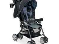The deluxe, lightweight Combi Cabria Stroller in Sutton