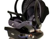 I have a Combi Travel System. The car seat is the