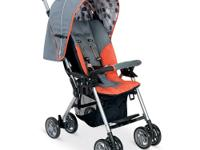 The lightweight Combi Cosmo SE Stroller with quick