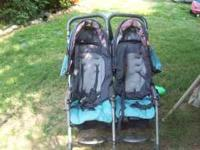 I have a combi side by side double stroller in great