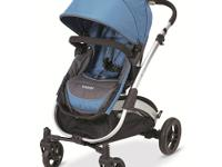 The Combi Catalyst DX Stroller is an excellent stroller
