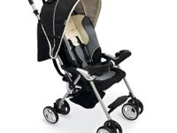 Combi's Cosmo EX stroller is a lightweight and portable